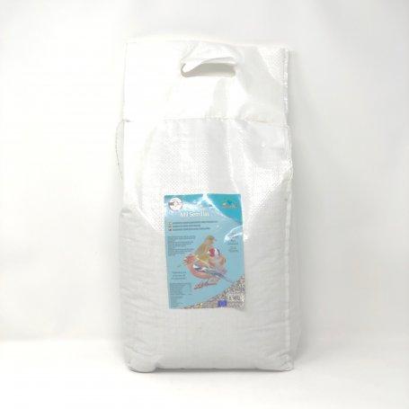 Mil Semillas Saco 5Kg- Mezcla Especial De Semillas Para Silvestres