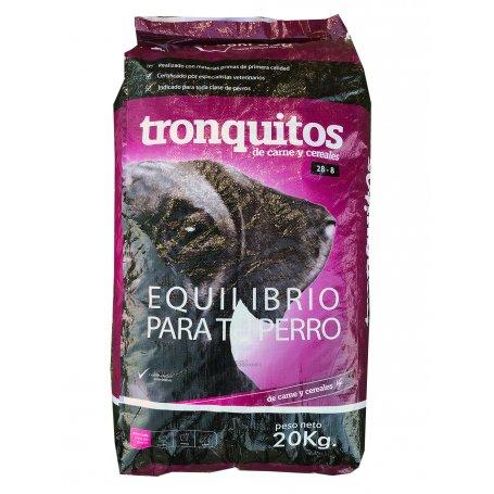 Tronquitos Dog Granulado 20Kg Alta Energia