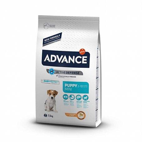 Advance 7,5Kg Mini Puppy Pollo Y Arroz