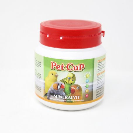 Pet Cup Mineral Vit 400Gr