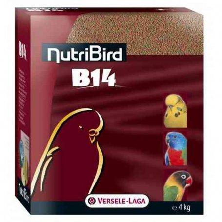 Nutribird B14 800Gr Granulado Especial Periquitros Y Pssitacidas