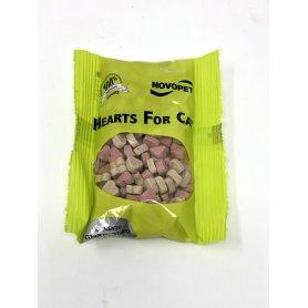 Novopet Hearts For Cats 60Gr - Snacks Para Gatos