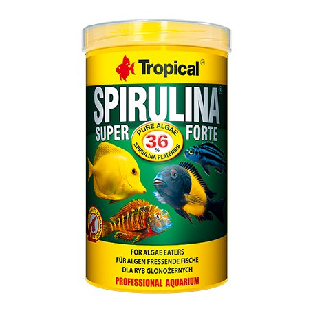 Tropical Spirulina Forte 300Ml