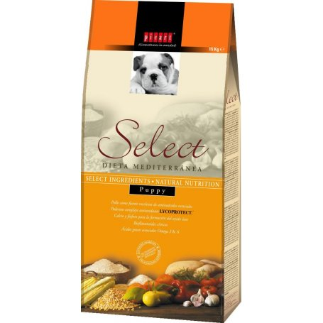 SELECT MENU PUPPY 15 KG PICART PERROS