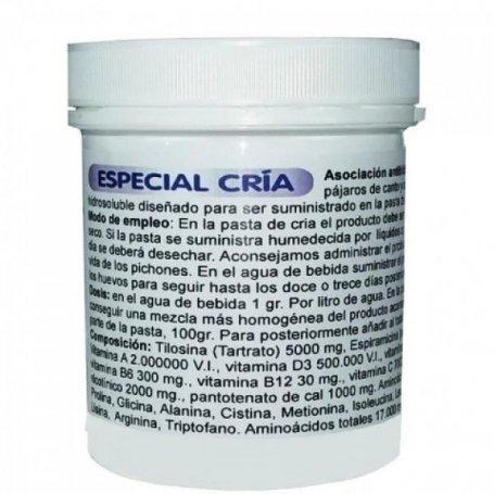Especial Cria 100 Ml - Complejos Vitaminico, Aminoacidos Y Antibiotico