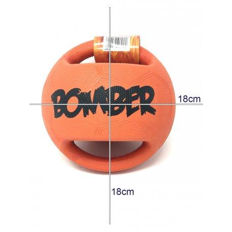 Juguete Zs Bomber Ball Grande 59 Cm Ø la mejor pelota para perros grandes