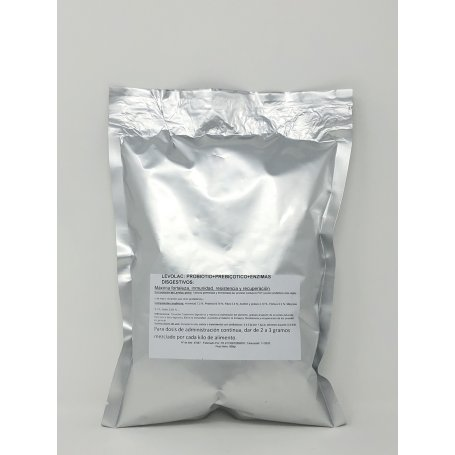 Levolac Polvo Probiotico + Prebiotico + Enzimas Digestivos