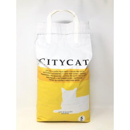 Arena City Cat 5Kg - Arena Sanitaria Para Gatos., pienso y articulos de gatos