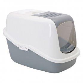 Arenero Nestor Toilet Home Balnco-Azul 56 X 39 X 38,5Cm, en priego de cordoba