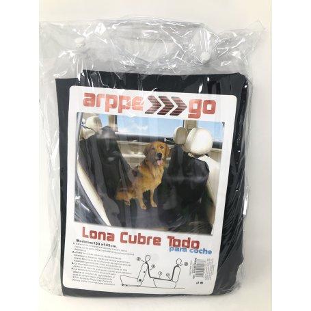 Funda De Coche Para Perros Asientos Traseros Arppe, comprar en priego de córdoba, tienda en priego, mascotas y piensos