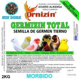 Ornizin Germizin Total Sin Dore 2 Kg tienda de pajaros y jaulas para comprar en priego