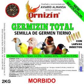 Ornizin Germizin Total Silvestres 2Kg en priego de cordoba