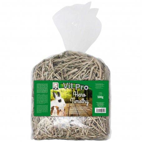 Heno Timothy 500Gr Maxima Calidad Aromatico Y Saludable
