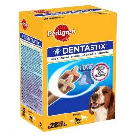 Snack Dentastik Pedegree (28 Unidades) Razas medianas