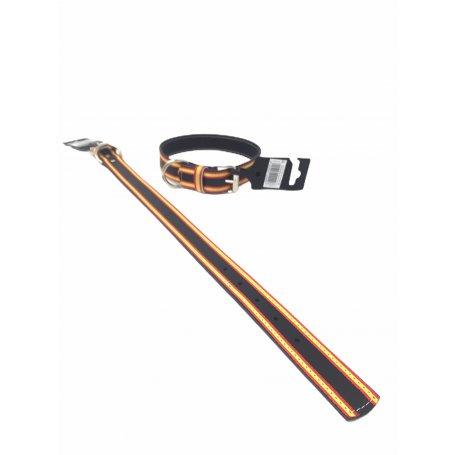 Collar Piel Negro - Bandera EspañA 55 Cm X 2,8Mm en priego de cordoba