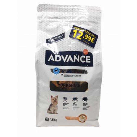 Advance 1,5Kg Yorkshire Terrier  Pollo Y Arroz, mi perro saludable en priego de cordoba