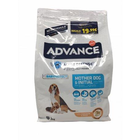 Advance 3Kg Baby Protect Puppy Initial 1ª Edad Cachorros-Madres, el primer pienso para mi perro en priego de cordoba