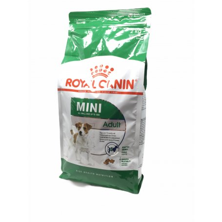 Royal Canin 2Kg Mini Adult, peluqueria canina en priego de cordoba