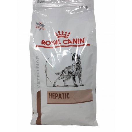 ROYAL CANIN 1,5KG HEPATIC HF16 CANINE, piensos para todo tipo de perros en priego de cordoba
