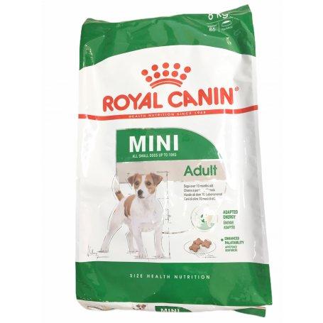 ROYAL CANIN 8KG MINI ADULT, mi perro protegido contra parasitos en priego de cordoba