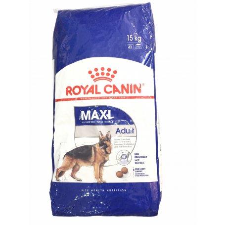 ROYAL CANIN 15KG MAXI ADULT PERROS ENTRE 26 Y 44KG, peluqueria para perros en priego de cordoba