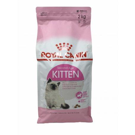 ROYAL CANIN 2KG CAT KITTEN, placas identificativas para mi mascota en priego de cordoba