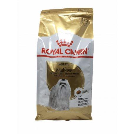 ROYAL CANIN 1,5KG BICHON MALTES, PIENSO PARA PERROS, especialistas en nutricion canina en priego de cordoba