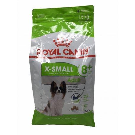 Royal Canin 1,5Kg  X-Small Mature +8, Perros Seniors
