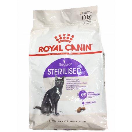 ROYAL CANIN 10KG STERILISED 37 PIENSO PARA GATOS, antiparasitarios para gatos en priego de cordoba
