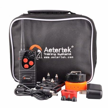 Collar Adiestramiento Aetertek At216D Electrico Para Dos Perros