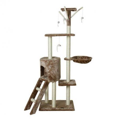 Rascador  Gatos Dapac Fidgi 50 X 30 X 137 Cm juguete para gatos con tres alturas