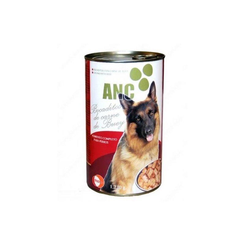 Comida en lata Buey & Verduras 1250GR - ANC
