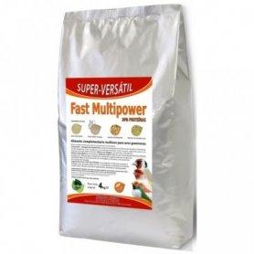 Pineta Ornilux Fast Multipower + Sililmarina 4Kg es especial para la fomentar la alimentación a las crias