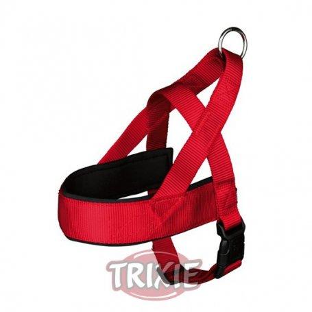 Petral nylon Confort, XL: 78-100 cm,50 mm, Rojo
