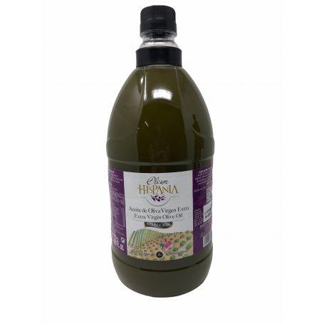 OLEUM HISPANIA SELECCION - AOVE VERDE SIN FILTRAR 2L, el sabor autentico de la aceituna verde en Priego de Córdoba.