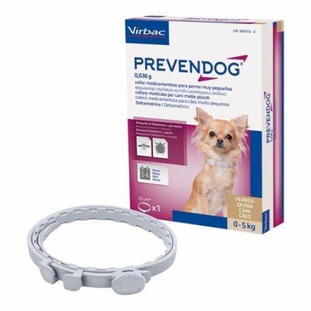 Prevendog Collar Antiparasitario 35 Cm Caja De 2 Unidades