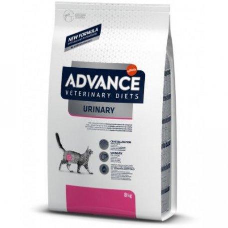 Advance 8Kg Urinary Feline veterinario en priego de cordoba