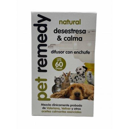 Tranquilizante Calmante Para Perros Pet Remedy Natural Difusor 40 Ml en priego de cordoba refugio gatos