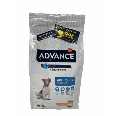 Advance 1,5Kg Mini Adult Pollo Y Arroz