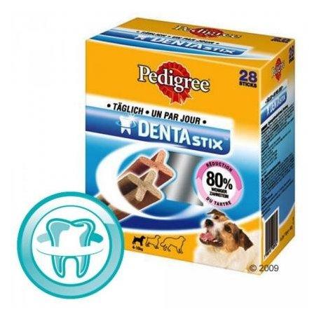 Snack Dentastik Pedegree (28 Unidades) Razas pequeñas