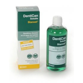Dentífrico solube 250ml enjuage bucal Dentican