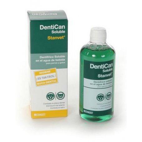 Dentífrico solube 250ml enjuage bucal Dentican