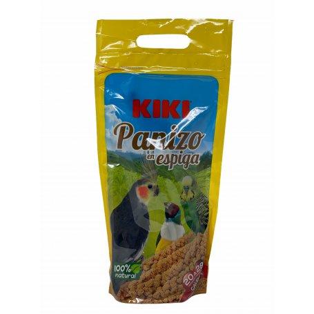 Kiki Panizo Espiga Comida Exoticos Bolsa 250Gr