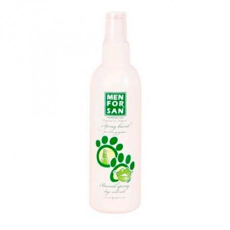 Menforsan 125ml Spray Bucal para mal aliento de perros