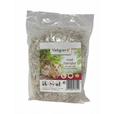 Nido Algodon Hamster Natural 50Gr en priego de cordoba tienda de mascotas