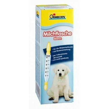 Biberón Gimdog Puppy con Tetinas Especiales para Perros y Gatos