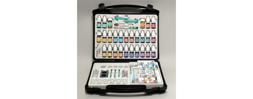 Test pH y Kits análisis