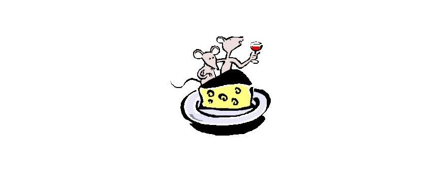 Comida Ratones y Jerbos