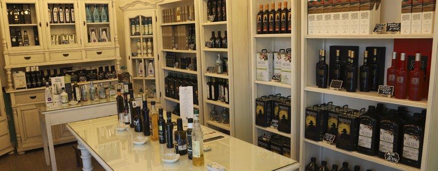 Aceite de Oliva Virgen Extra de Procedencia Priego de Córdoba pero no Amparado por la Denominación de Origen Priego de Córdoba.