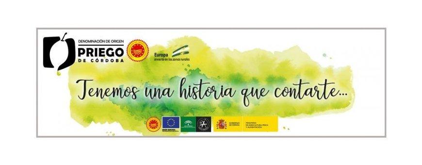 AOVES con Denominación de Origen Priego de Córdoba y premiados.